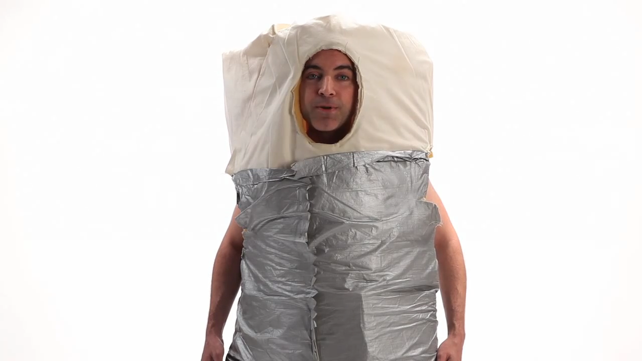 A Man in a Burrito Costume Wants YOU to Donate to Killing My Lobster | Uptown Almanac