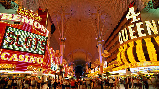 Tech Billionaire Looks To Reinvent Old Vegas In The Image