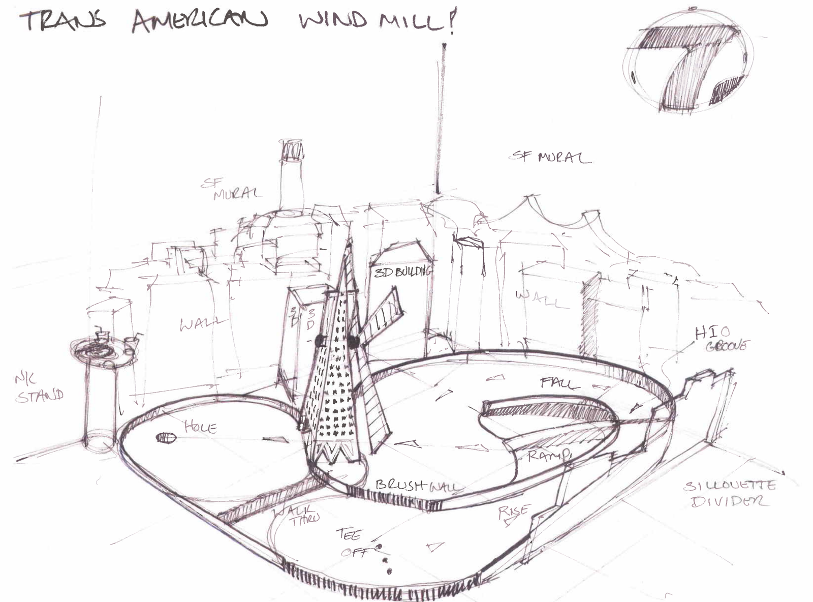 Plans Unveiled For Urban Putt The Mission S Forthcoming