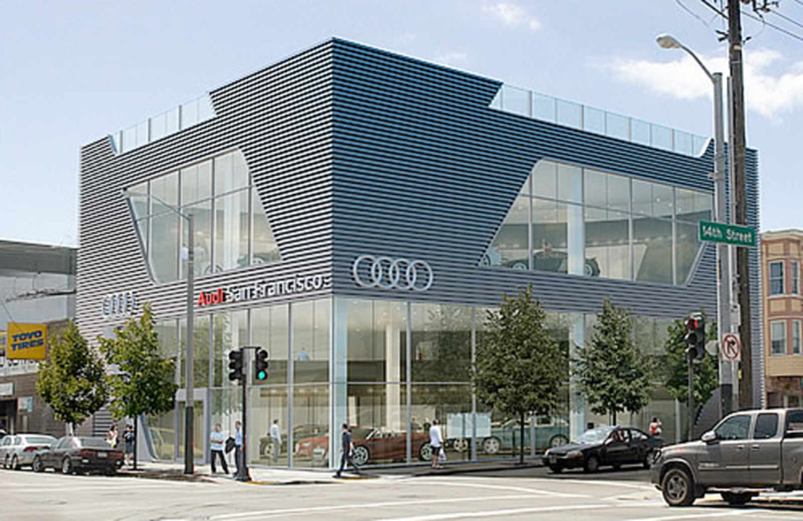 Apple Store For Audi Drivers To Open In The Mission