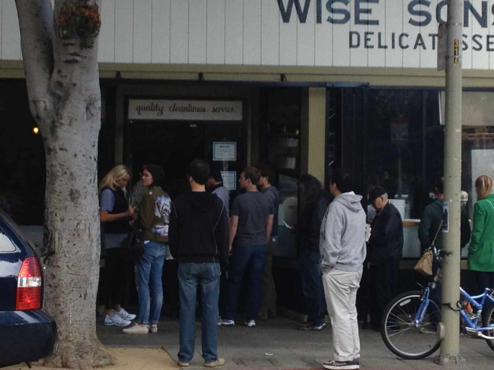 Mark Zuckerberg Moves to the Mission District | Uptown Almanac